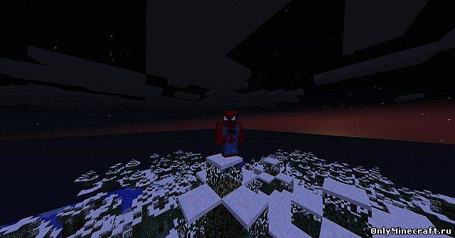 мод на человека паука 1 12