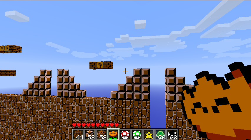 Марио с модами скачать