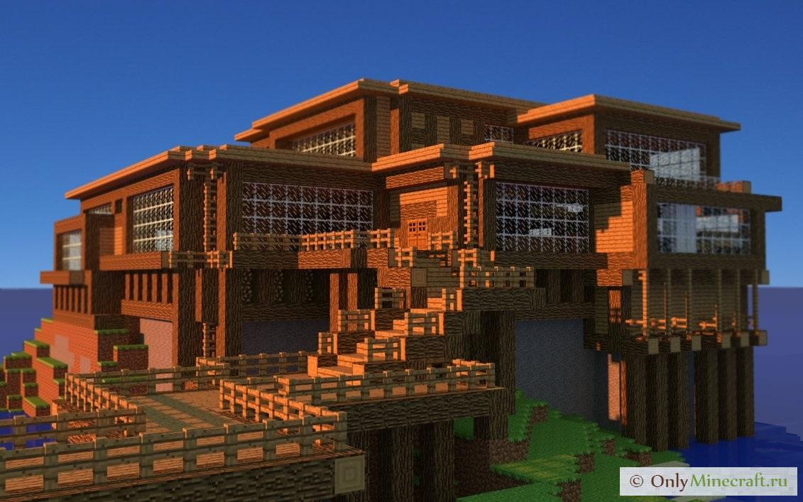 Игры майнкрафт где строят дома играть