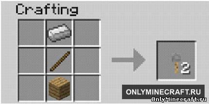 Minecraft как сделать верёвку фото 513