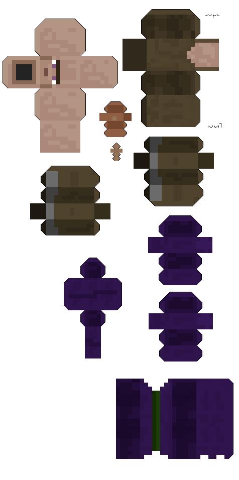 Фигурки майнкрафт картинки Фигурки персонажей из игры