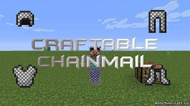 Craftable Chainmail