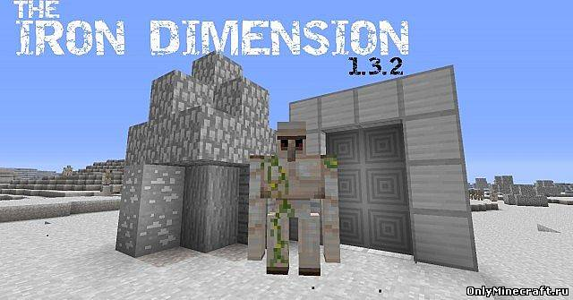 The iron dimension
