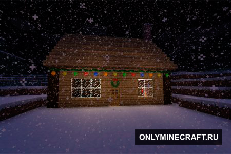 Christmascraft (Рождественский Крафт)