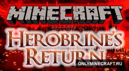 Herobrine's Return Adventure
