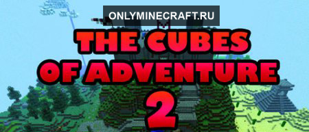 The Cubes of Adventure 2