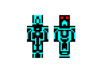 Tron Creeper (Трон наследие+Крипер)