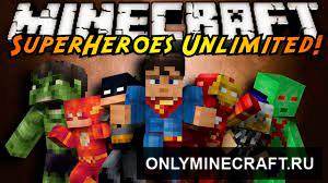 Superheroes Unlimited (Супергерои Неограниченные)