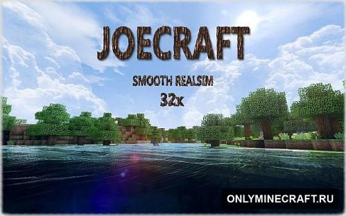 JoeCraft Smooth Realism Resource