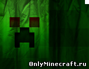 Плащ HD Крипер (HD creeper cape)
