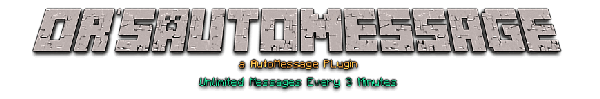 OR'SAUTOMESSAGE V0.3