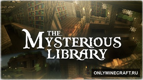 The Mysterious Library (Приключения)