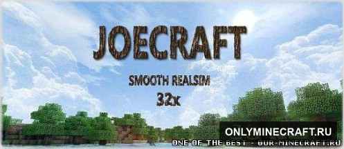 JoeCraft[32х]