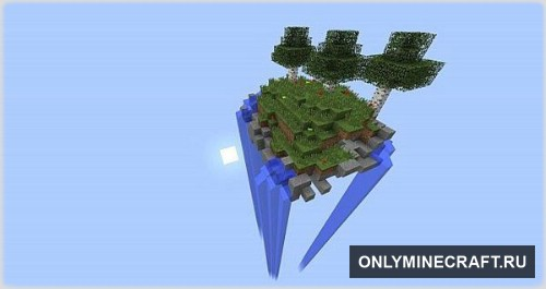 Hovering Survival Island