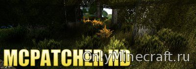 MCPatcher HD for v.1.7.7 (1.7.6)