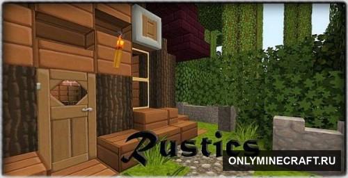 Rustics (Гладкий ресурс-пак)