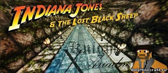 Indiana Jones & The Lost Black Sheep
