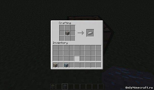 No Ore Smelting Required