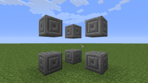 Craftable Chiseled Stone Brick