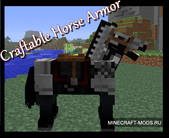Craftable Horse Armor