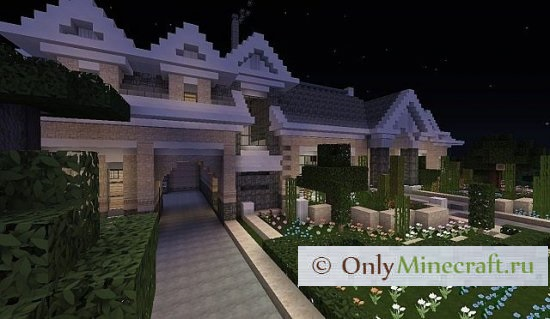 Luxurious Mansion [Карта]