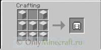 Minecraft скафандр крафт